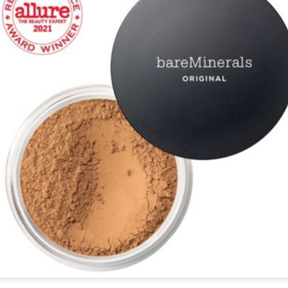 Bare minerals powder foundation warm tan